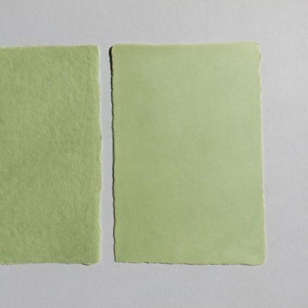 画像1: 越前和紙 カード5枚(各色) (1)