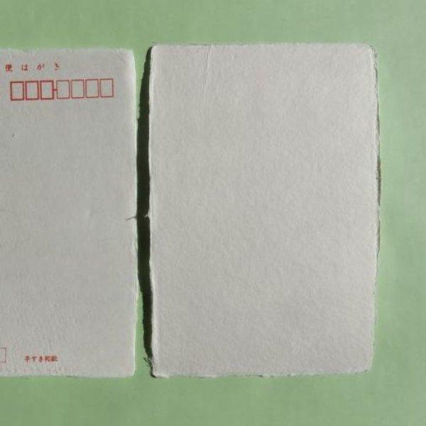 画像1: 小川和紙 はがき 5枚 (1)