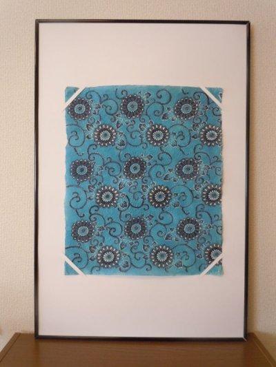 画像1: 型染め千代紙102